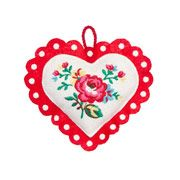 Sweetheart Rose Pin Cushion - Cath Kidston.