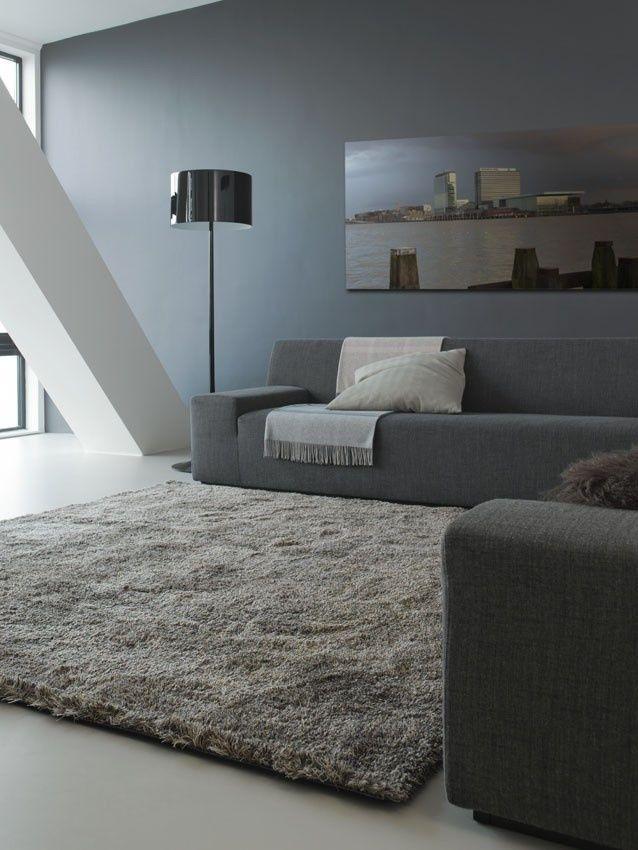 Mooi grijs #tapijt. #Tijdloos
