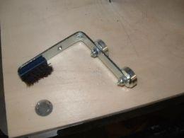 Bandsaw Wheel Brush
