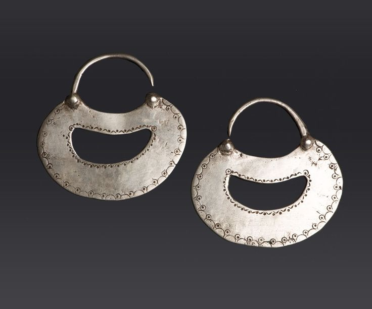 mapuche earrings