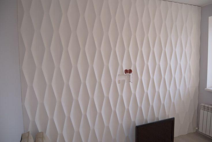 Галерея — Дизайнерские стеновые 3d панели и отделочные материалы — гипсовые 3d панели/3д панели для стен с различным дизайном