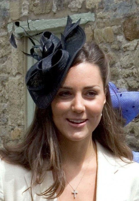 Kate Middleton, Duchess of Cambridge - Kate Middleton hats - Kate Middleton fashion - Kate Middleton style - Wedding hats - Marie Claire - Marie Claire UK: Duchess Of Cambridge, Royals Hats, Hats Fashion, Fascinators Hats, Kate Middleton, Black Fascinators, Princesses Kate, Middleton Hair, Kate Hats