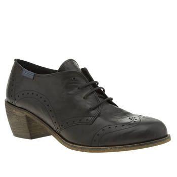 Red Or Dead Black Loretta Womens Low Heels