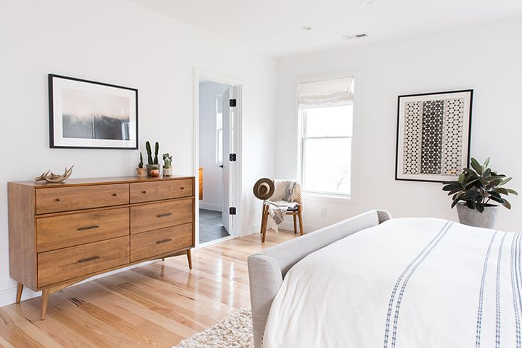 Renovated DC Home with west elm furniture : Front + Main