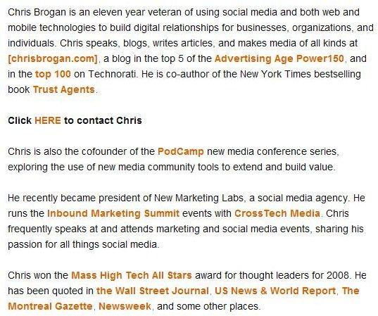 The 25+ best Chris brogan ideas on Pinterest Google co on - wall street resume template