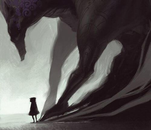 sombra lobos