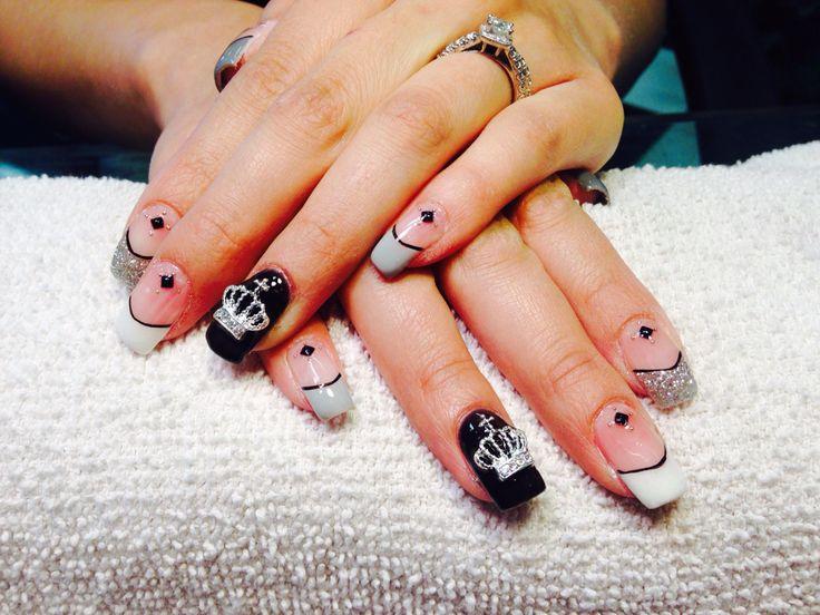 197 best Angel Love Gel Nails by Anna Vasquez images on Pinterest ...