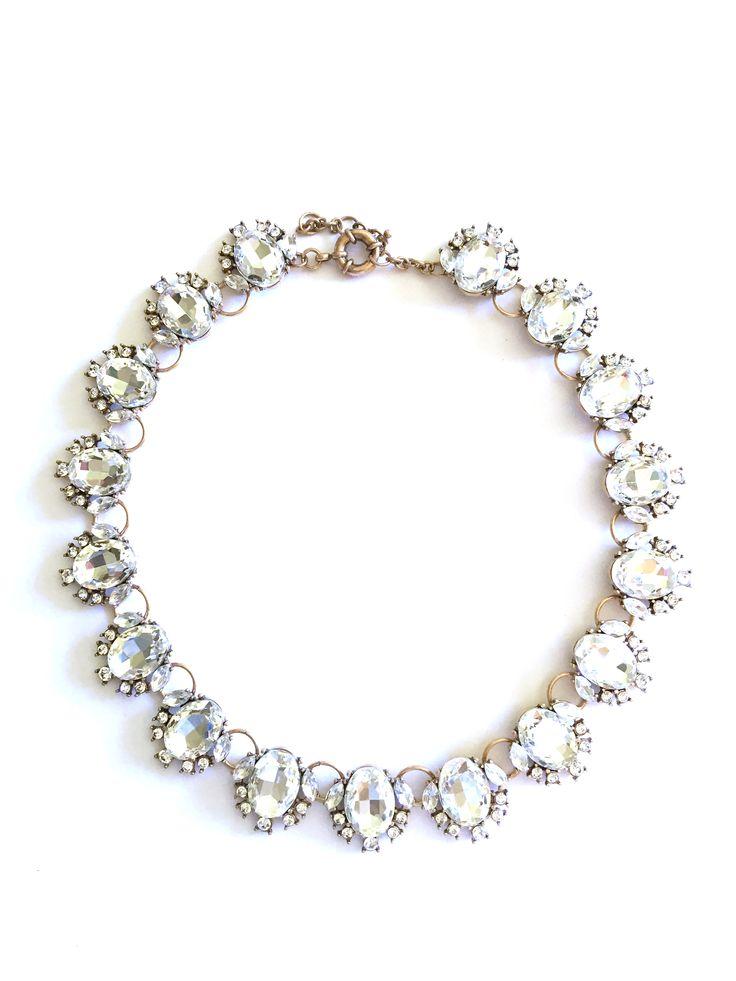 OLIVIA Necklace -------------------- SHOP :: www.sparklyfix.com