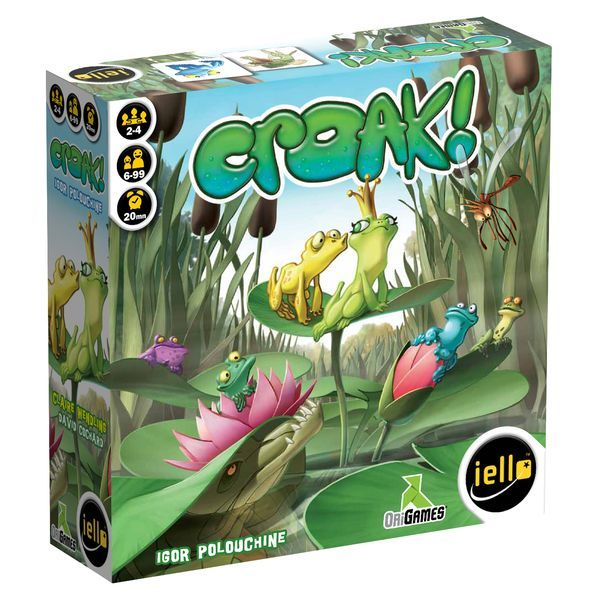 Croak! – Box