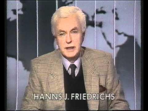 Heute vor 89 Jahren, am 15. Maerz 1927, wurde Hanns Joachim 'Hajo' Friedrichs († 28. Maerz 1995) geboren. https://youtu.be/wIRm8mTy66Y #BBC #ARD #TV #Nachrichten #Tagesthemen #Journalismus #Medien