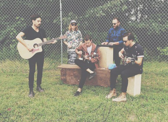 Free People Willow Wood Present Backyard Sessions Local Natives