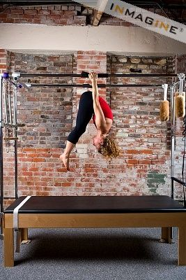 Pilates moves