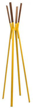 Splash Coat Rack, Yellow modern-coatracks-and-umbrella-stands