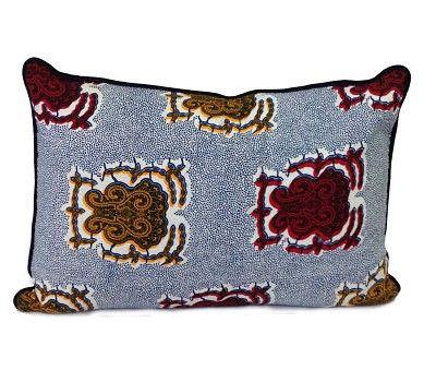 regal white blue dot cushion_opt