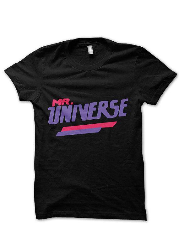 Mr. Universe Steven Universe T Shirt by Frayel on Etsy
