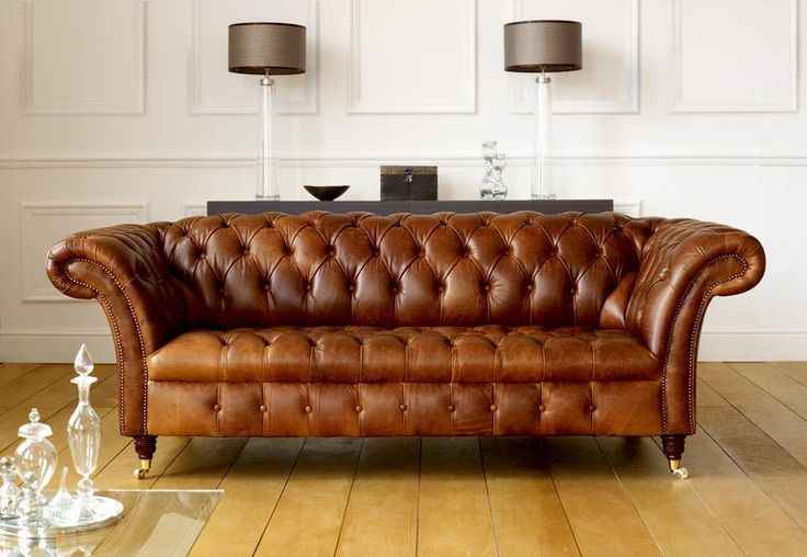 The Leather Sofa Shop - UK Handmade Aniline Leather Sofas & Armchairs and Quality Chesterfield Settees