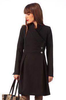 Manteau avec laine Christina - Sinequanone