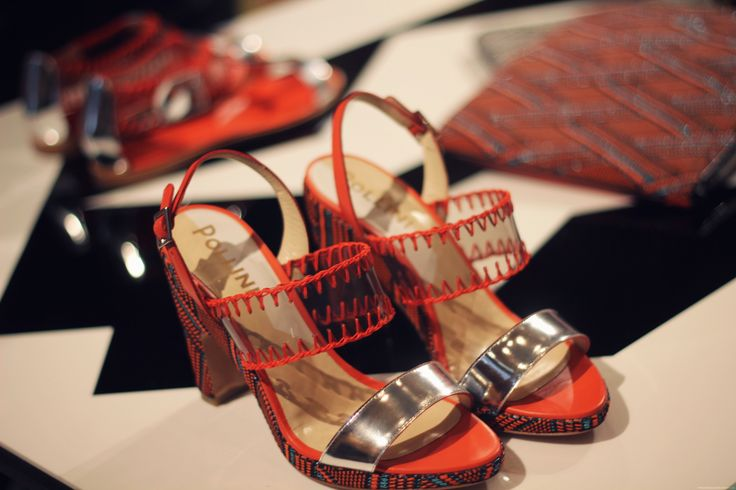 SS14 Pollini shoes photographed by @Audrey Rogers in Paris #mypollini #Frassy