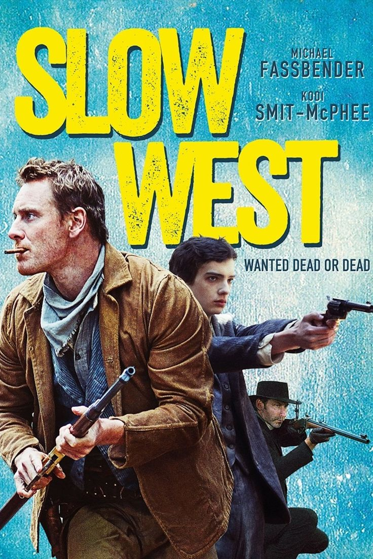 DOWNLOAD Slow West FULL MOVIE HD1080p Sub English Film