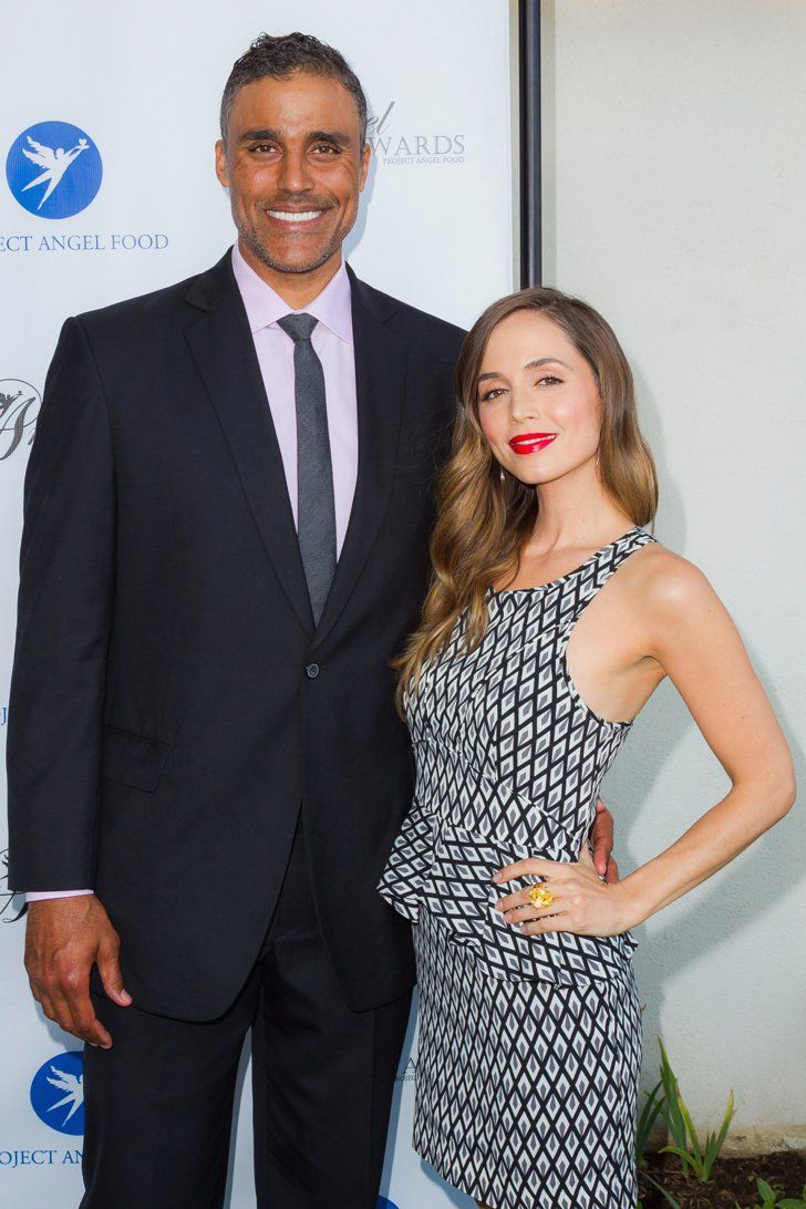 Pin for Later: It's Over: The Biggest Celebrity Breakups of 2014 Rick Fox and Eliza Dushku