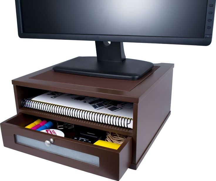 Amazon Com Victor Technology Monitor Stands Risers