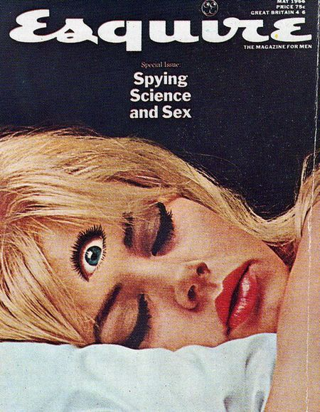 George Lois Esquire cover