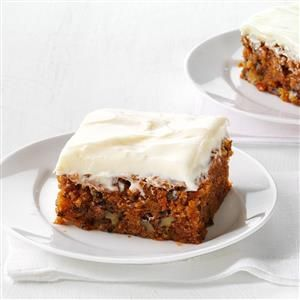 """Billie's Southern Sweet Potato Cake Recipe -I made sweet potato cakes for my kids when they were younger and they told me in their little voices, """"Mommy, you're the best baker."""" Little did they know that was Mommy's first attempt at homemade cake! —Billie Williams-Henderson, Bowie, Maryland"""