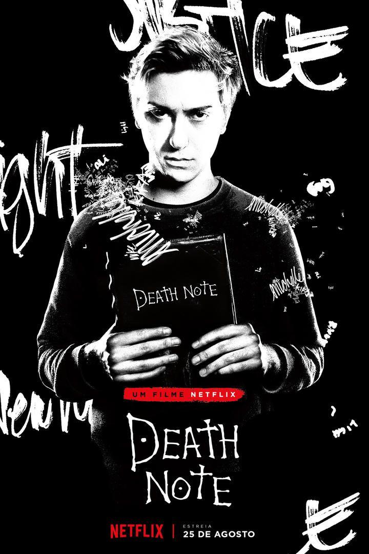 A Netflix divulgou mais um cartaz estilizado de Death Note, longa norte-americano live-action dirigido por Adam Wingard baseado no icônico anime/mangá escrito por Tsugumi Ohba e Takeshi Obata, que …
