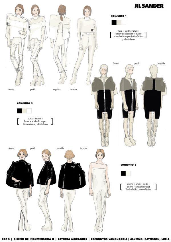 Jil Sander by Lucia Battiston on Behance