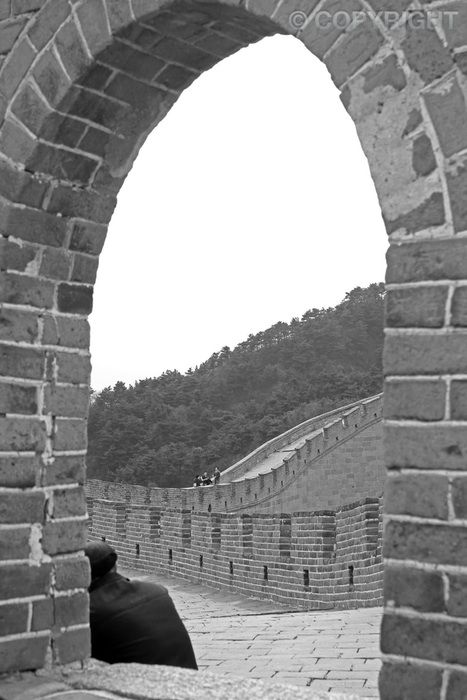 Serene Spot - Great Wall, Badaling