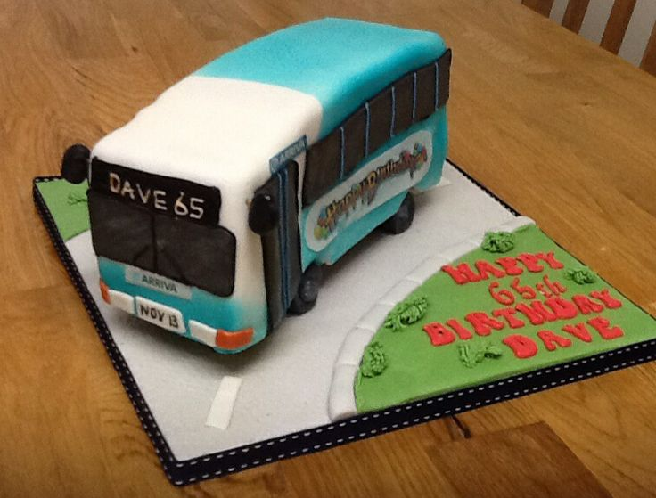 Arriva Bus Cake Birthdays Pinterest It Is Buses And