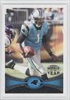 2012 Topps Card #141 CAM NEWTON Rookie Of the Year Carolina Panthers Auburn Mint