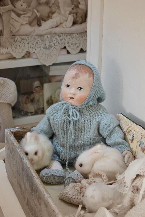 ***pop Simon*** **Hand made dolls by Nelleke Hoffland**