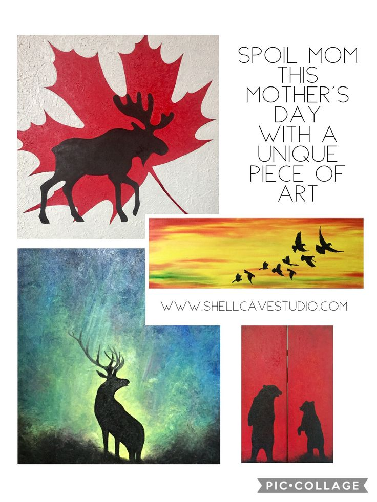 Spoil mom this Mother's Day With a unique piece of art. available for collection in Beaumont, AB.   www.shellcavestudio.com  #wherebeautyandnaturecometogether #forthegypsiesthedreamersandtheloverofbeautifulthings #shoplocal #beaumontalberta #mothersday #mothersdaygift #edmontonart #art