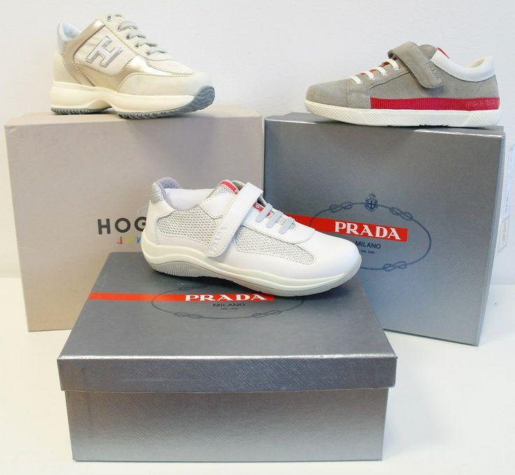 shoes kids hogan prada serafini date  www.centrostockaste.com