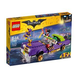 $89 Team up with Batgirl™ to stop The Joker's Notorious Lowrider! The Joker™ is bouncing around Gotham City with Harley Quinn™ committing...