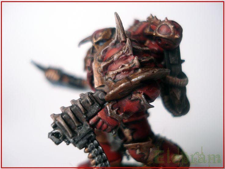benvenuto Legione dei Crimsons Slaugther