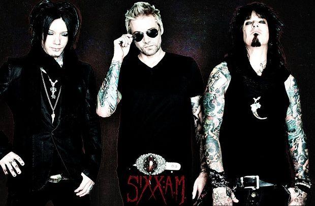 Sixx: A.M. выпустят третий альбом в октябре http://muzgazeta.com/rock/201428947/sixx-a-m-vypustyat-tretij-albom-v-oktyabre.html