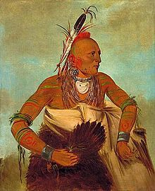 About Native Americans: Osage Indians Were the Hopewell Mound Builders