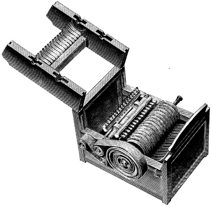Who Invented the Cotton Gin and How Did it Impact History - flex well küchen
