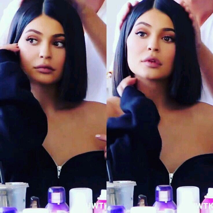 Pinterest Maddiesettles Insta Maddiesettles Kylie Jenner Hair Kylie Jenner Short Hair Kylie Jenner Bob