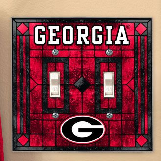 georgia bulldog bedrooms | Bedding, Room Decor & Accessories » Georgia UGA Bulldogs Bedding ...