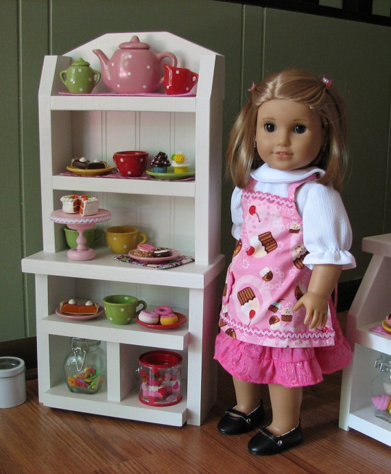 American Girl Doll Living Room Furniture: 27 Best Images About Etsy Doll Furniture On Pinterest