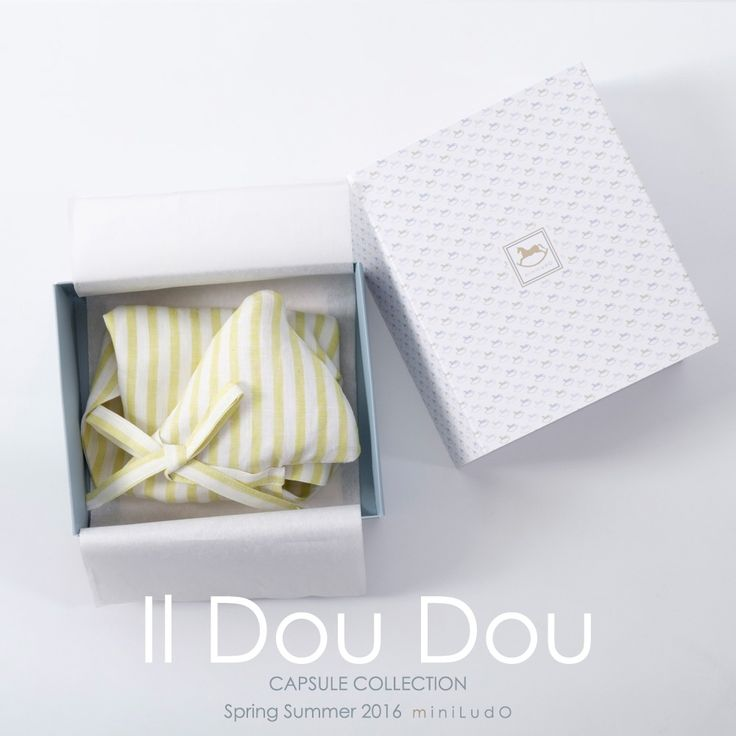 miniLudO SS16 Capsule Collection. #miniLudO #SS16 #BabyGirl #FashionKids #babycomforter #Spring #Summer #Primavera #Estate #PE16 #evergreen #green #Toddler #Style #babies #Mare #Spiaggia @Pequenito @mamibuItaly SHOP ONLINE http://www.miniludo.com/prodotto/dou-dou/
