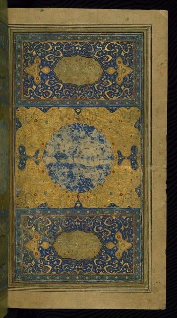 Book of Kings  Walters Art Museum Illuminated Manuscripts
