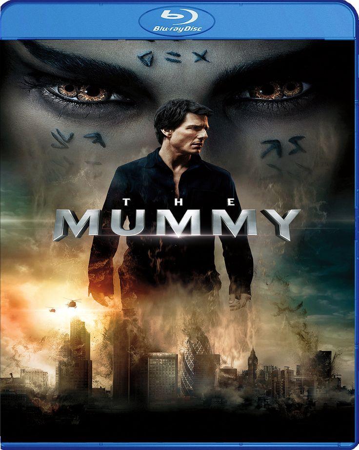 The Mumy - Mumya [2017] Blu-ray Cover