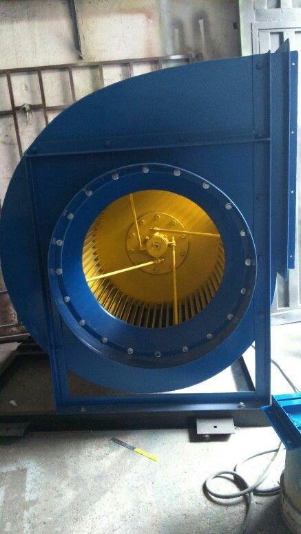 Ventilador centrifugo -Novoaire Colombia