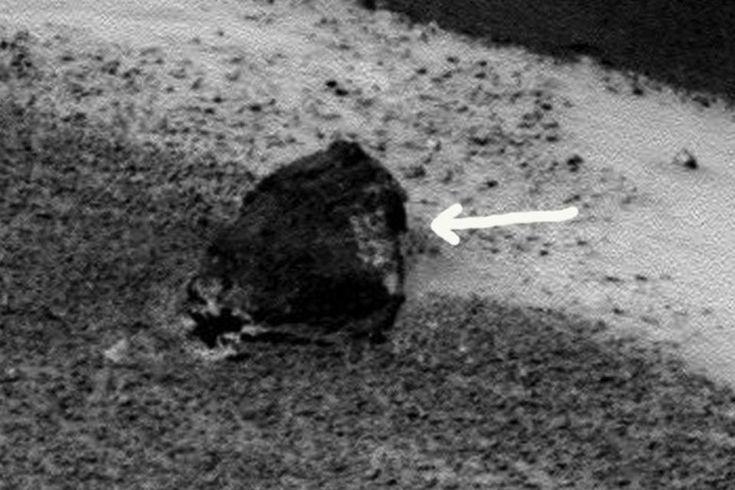 На фото с Марса разглядели странные символы на камнях — Тайны космоса — Новости — Паранормальные новости
