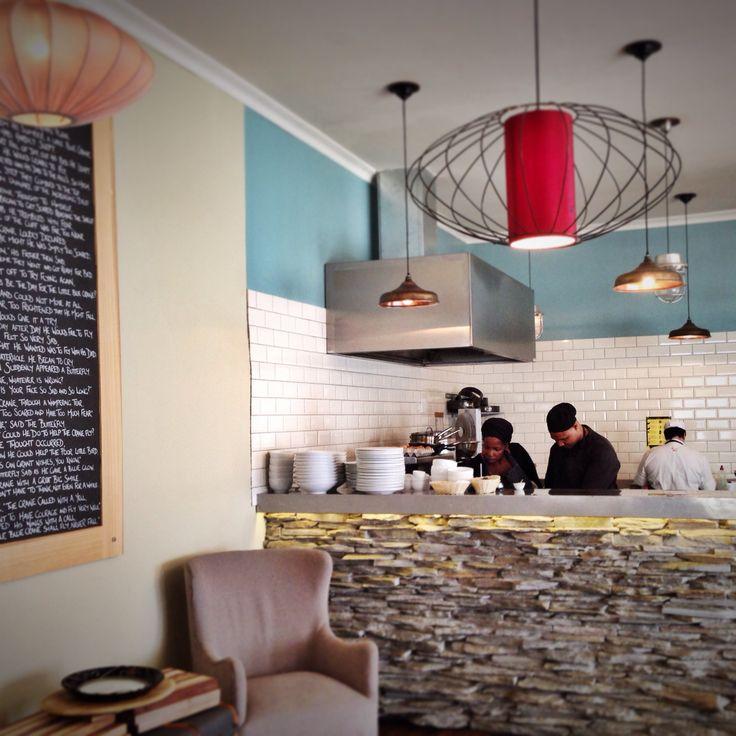 My favourite Stellenbosch eaterie