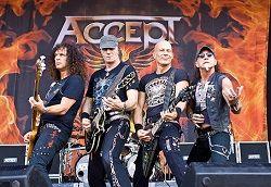 Хеви-метал группа Accept объявила дату выхода своего нового студийного альбома «The Rise Of Chaos». Диск выйдет наNuclear Blast 4 августа 2017 года. Группа представит диск 3 августа на специальном шоу в рамках метал-фестиваля Wacken Open Airв Германии. Выступление группы будет состоять